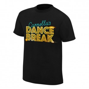 "Carmella ""Dance Break"" Authentic T-Shirt"