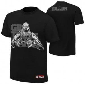 "Braun Strowman ""Get These Hands"" Reflective T-Shirt"