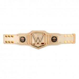 WWE Championship Connor's Cure Mini Replica Title