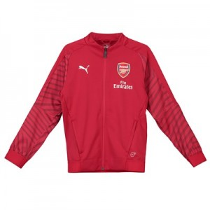Arsenal Training Stadium Jacket - Red - Kids