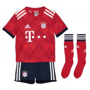 FC Bayern Home Mini Kit 2018-19
