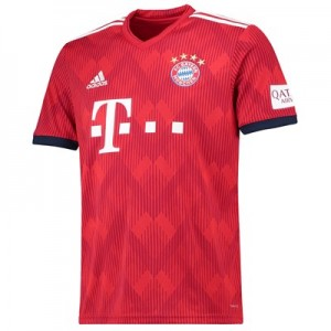 FC Bayern Home Shirt 2018-19