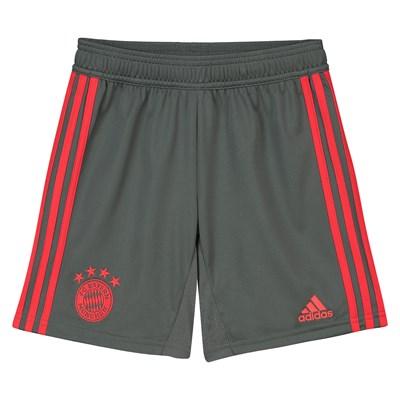 FC Bayern Training Short - Dark Green - Kids