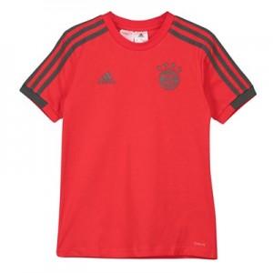 FC Bayern Training T-Shirt - Red - Kids
