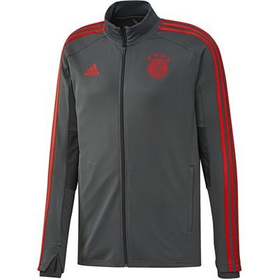 FC Bayern Training Track Jacket - Dark Green