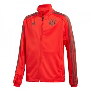 FC Bayern Training Track Jacket - Red - Kids
