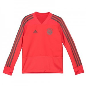 FC Bayern Training Top - Red - Kids
