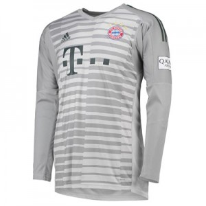 FC Bayern Home Goalkeeper Shirt 2018-19