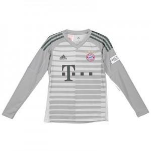 FC Bayern Home Goalkeeper Shirt 2018-19 - Kids