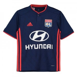 Olympique Lyon Away Shirt 2018-19 - Kids