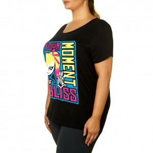 "Alexa Bliss ""Your Moment of Bliss"" Women's Curvy T-Shirt"