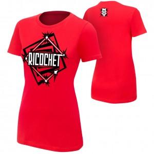 Ricochet NXT Women's Authentic T-Shirt