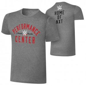 "WWE Performance Center ""Home of NXT"" T-Shirt"