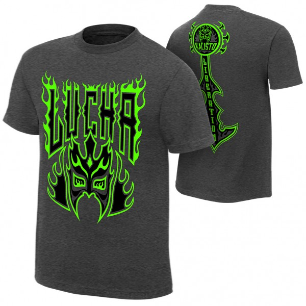 """Kalisto """"Lucha"""" Youth Authentic T-Shirt"""