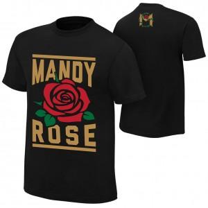 Mandy Rose Authentic T-Shirt