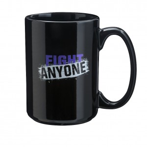 "Kevin Owens ""Fight Anyone"" 15 oz. Mug"