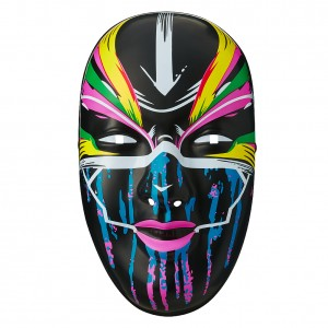 "Asuka ""The Empress"" Black Mask"