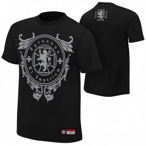 "Stephanie McMahon ""Monarch and Authority"" T-Shirt"
