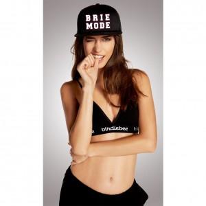 """Birdiebee """"Brie Mode"""" Trucker Hat"""