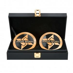 Shinsuke Nakamura Championship Replica Side Plate Box Set
