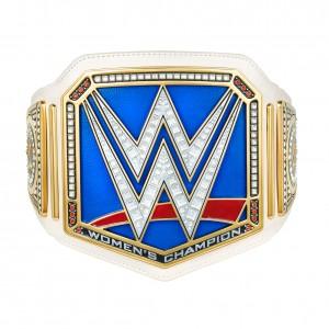 WWE SmackDown Women's Championship Replica Title