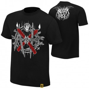 "Aleister Black ""AXB"" Authentic T-Shirt"