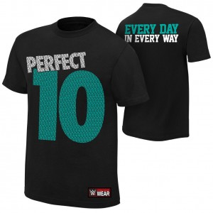 "Tye Dillinger ""Perfect 10"" Authentic T-Shirt"
