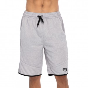 "Tapout ""Off Grid"" Grey Heather Shorts"