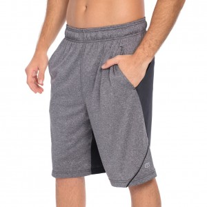 "Tapout ""Arsenal"" Ebony Heather Shorts"
