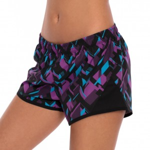 "Tapout ""Prestige"" Women's Dahlia Running Shorts"