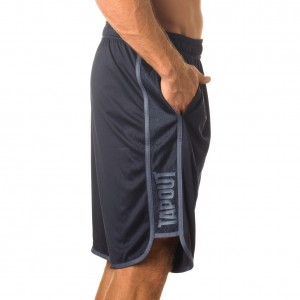 "Tapout ""Competition"" Navy Shorts"