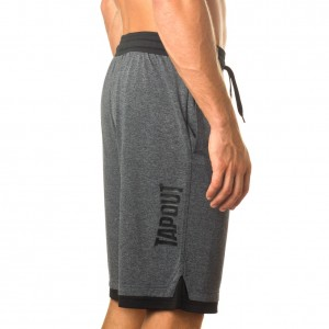 "Tapout ""Future Champion"" Black Shorts"