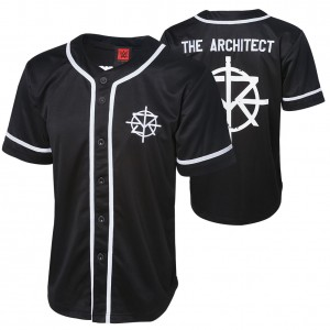 "Seth Rollins ""The Architect"" Baseball Jersey"