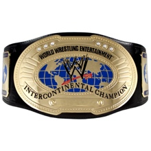 WWE Intercontinental Championship Replica Title Belt