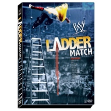 WWE The Ladder Match DVD