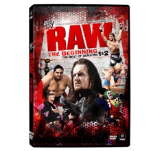 WWE Raw The Beginning The Best of Seasons 1 & 2