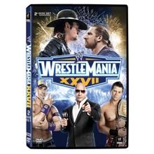 WM XXVII DVD 2-Disc