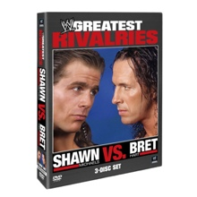 Shawn Vs. Bret: WWE's Greatest Rivalries DVD