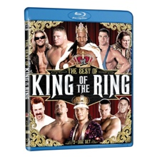 WWE Best of King of the Ring Blu-Ray DVD