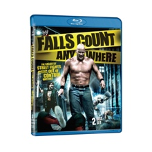 WWE Falls Count Anywhere Blu-Ray