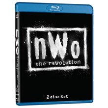 nWo: The Revolution Blu-ray DVD