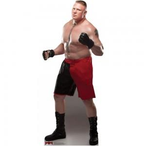 Brock Lesnar Standee