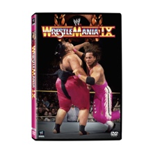 WrestleMania IX DVD