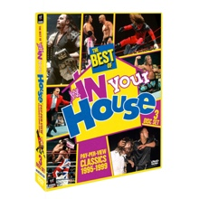 The Best of WWE In Your House DVD
