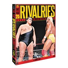 WWE: The Top 25 Rivalries in Wrestling History DVD