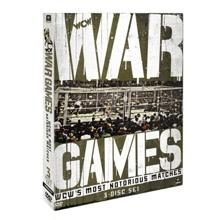 WCW War Games: WCW's Most Notorious Matches DVD