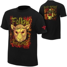 "The Wyatt Family ""Follow The Buzzards"" Youth Authentic T-Shirt"