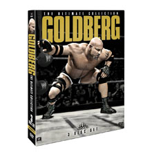 Goldberg - The Ultimate Collection DVD
