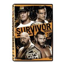 WWE Survivor Series 2013 DVD