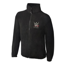 WWE Network Men's Fleece Jacket